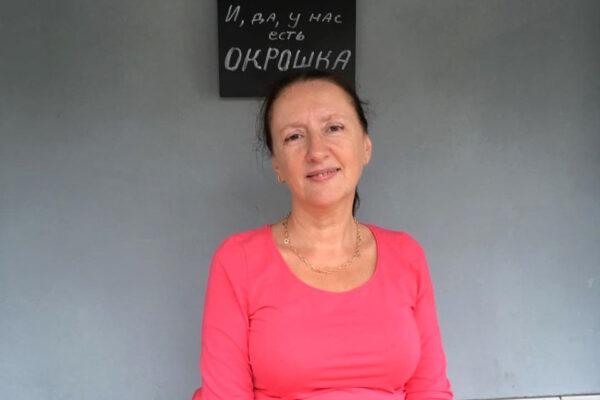 Продюсер и певица Алена Косенкова